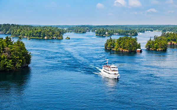 thousand islands canada