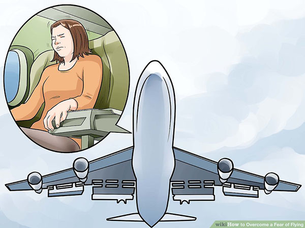 fear of flying know what to expect with turbulence