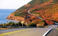 8 cung đường đẹp nhất Canada