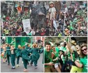 St. Patrick's Day - dịp ăn mừng lớn của người dân Canada